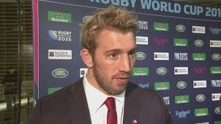 England, Wales and Australia react to rugby World Cup draw