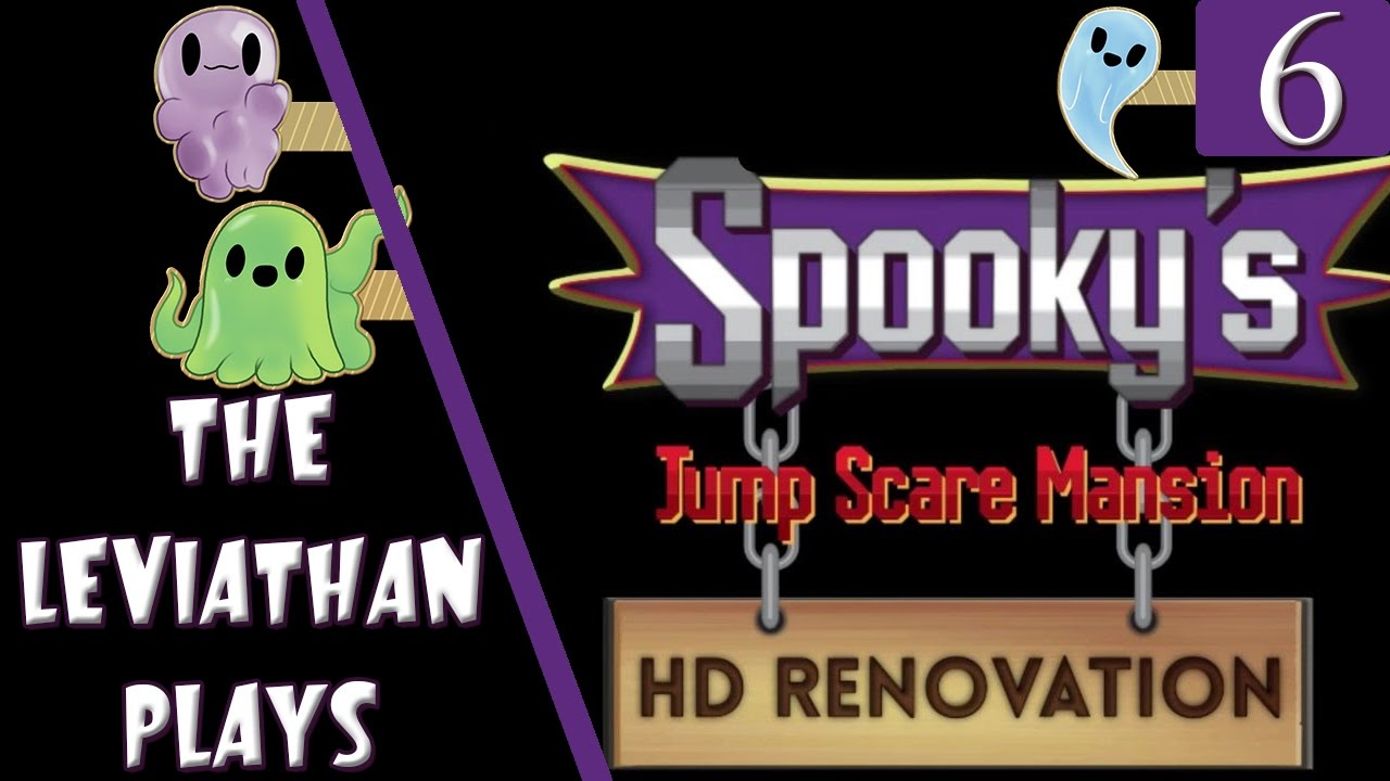 Spooky's Jump Scare Mansion: HD Renovation CODEX