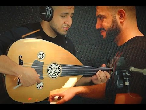 All Of Me - Oud/Piano cover - Ahmed Alshaiba & Maan Hamadeh