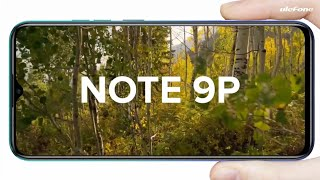 Ulefone Note 9P Unboxing