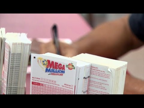 1 lucky person wins $393 million Mega Millions jackpot