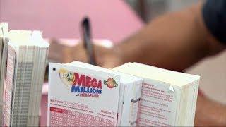 1 lucky person wins $393 million Mega Millions jackpot