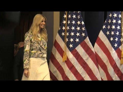 Нарушила ли Иванка Трамп регламент поведения госслужащего?…