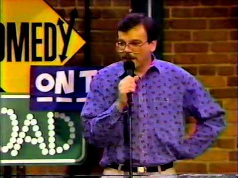 Jim Patterson A&E's Comedy On the Road
