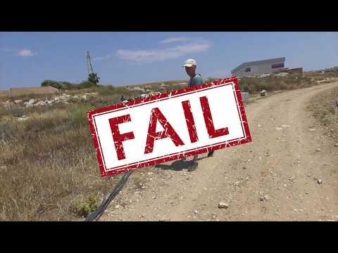 Mission Impossible: Cyprus test fail. Now what?