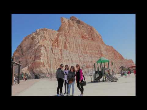 JEBEL HAFEET ADVENTURE, AL AIN, ABU DHABI, UAE Canon EOS 80D video