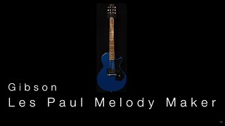 Gibson Les Paul Melody Maker  •  Wildwood Guitars Overview