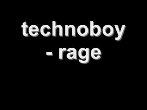 technoboy-rage(a hardstyle song)