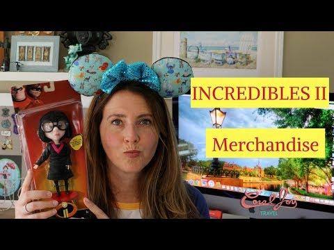 Incredibles 2 Disney Pixar Toys Blind Box Figures Haul and Merchandise!