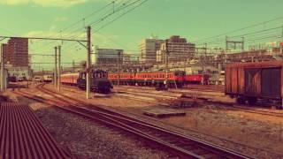 上信電鉄と115系電車