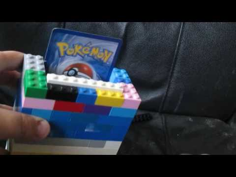 Lego POKEMON Card Machine