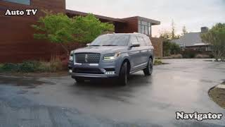 2018 Lincoln Navigator VS 2018 Ford Expedition - Top Full Size SUV Car Comparison 2018