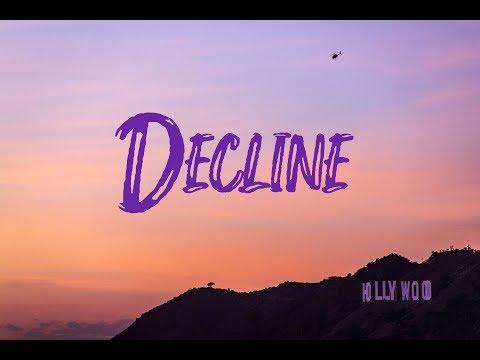Lil Tjay feat Lil Baby - Decline (Lyric Video)