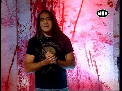 Sabaton, Monster Magnet, Chimaira & Turisas (TV War 29.7.13)