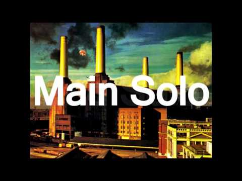 [♫] Dogs (all 4 solos) - Pink Floyd Backing Tracks