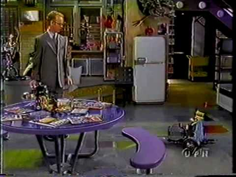 BattleBot Highlights of Grownups Sitcom, March 2000 Episode.  3/2000