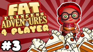 Fat Princess Adventures - #3 - Side Tracked with Side Quests
