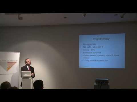 Psoriasis in 2013 - Professor Brian Kirby