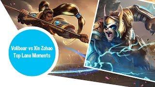Volibear vs Xin zhao League of Legends: Toplane #3