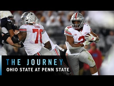 Ohio State at Penn State | The Journey