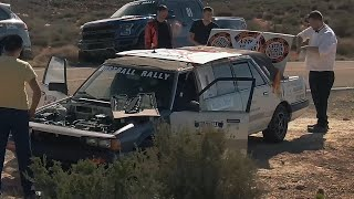 1000 Miles to Vegas. A Dustball Rally Experience.