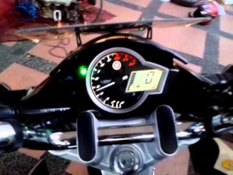 Programmable Motorcycle Ecu