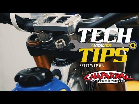 Vital Tech Tip: How To Adjust Your Steering Stem
