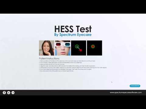 Clinical Tutorial - HESS EOM Test