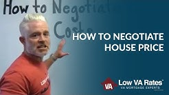 How to Negotiate Price when Buying a House