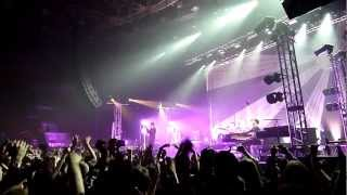 Keane - Somewhere Only We Know (live 06.04.12)