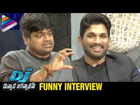 Allu Arjun about Pawan Kalyan and Gabbar Singh   Harish Shankar   Duvvada Jagannadham Interview