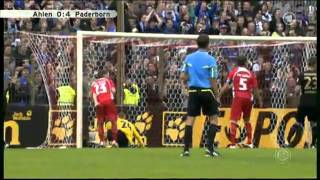 (DFB Pokal) Ahlen 0-10 Paderborn 30/07/2011 * All Goals and Highlights * (HD)