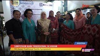 Wastra Indonesia Kiblat Kain Tradisional Asia Tenggara - JPNN.com