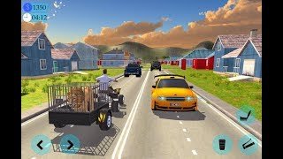 ATV Trolley Animal Rescue Mission: Animals Transport Simulator - Android GamePlay 3D