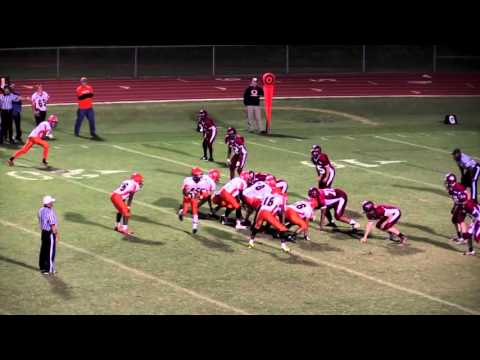 Brooks Lau Football Highlights