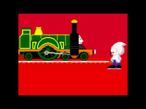 Geo, Sonic and Thomas' Heroic and Awesome Adventures Episode 12 Part 1