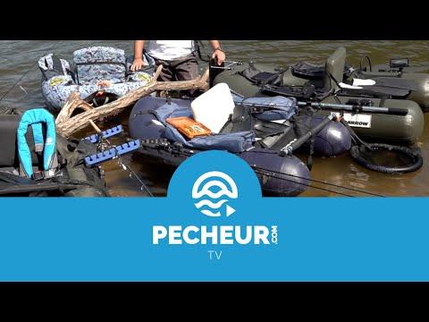 Comment choisir son Float Tube pour la pêche des carnassiers ? Tutoriel Pecheur.com