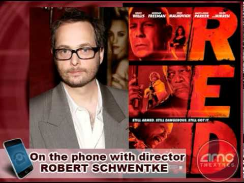 """Red"" director Robert Schwentke Talks With AMC Mp3"