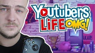 WIELKI POWRÓT  YouTubers Life #8 | GAMEPLAY | PC |