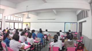 Teaching Demo @ MTK School - Darren Maloney