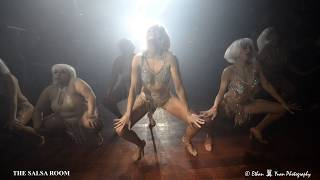 WOMANITY By MARIA RAMOS Dance Performance @ THE SALSA ROOM