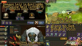 Dragon Nest M/Awake Uptades Level 130! Red Dragon Nest, Ice Dragon Nest, Guild Fishing