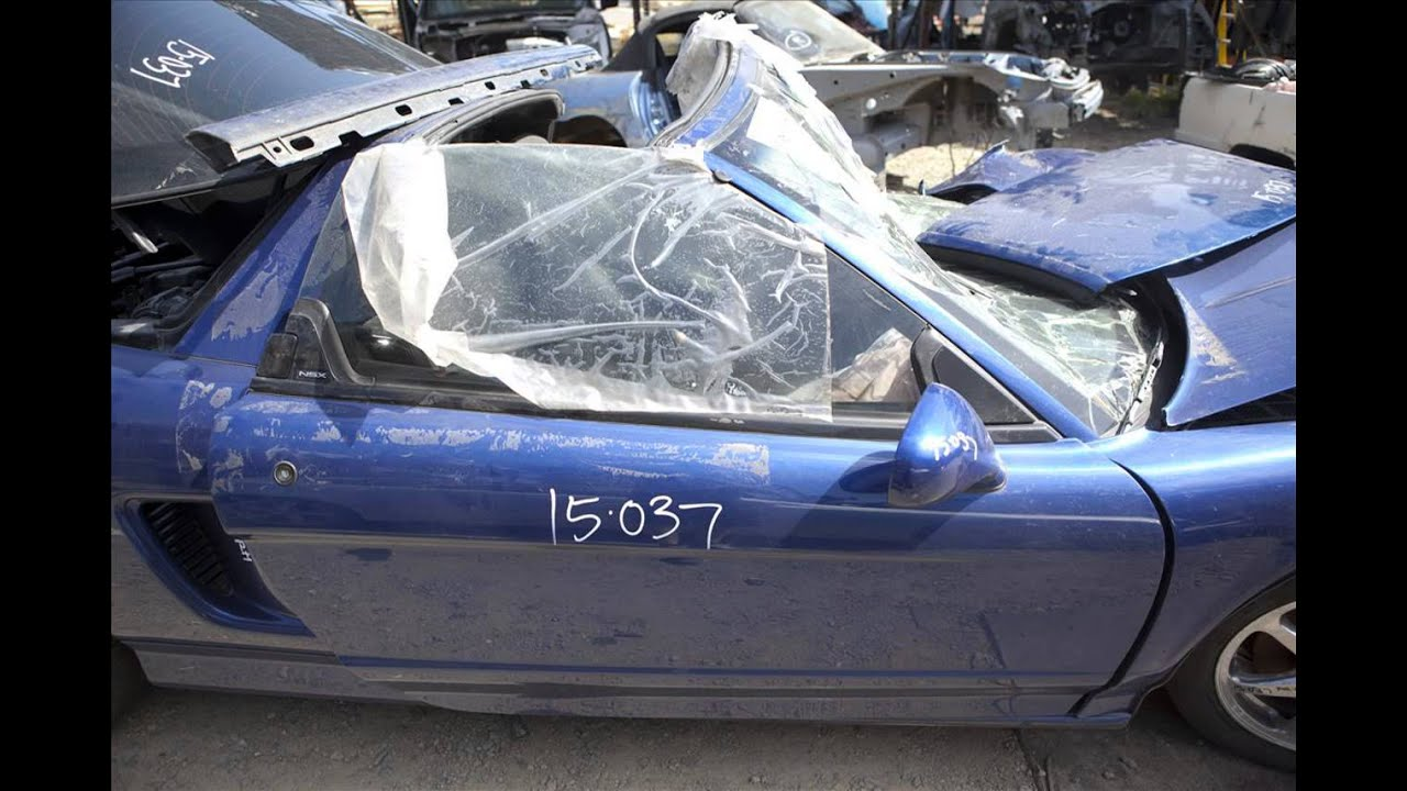 Acura NSX Parts Car Parting Out Fix Your Car OEM - Acura nsx parts
