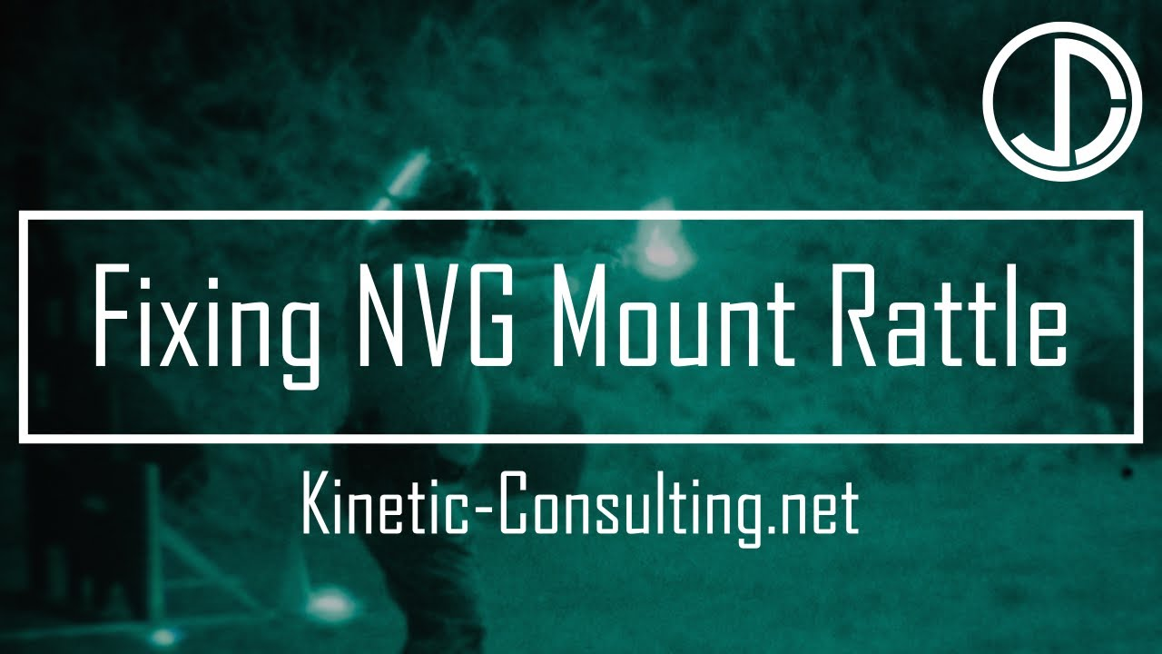 Fixing Night Vision Mount Rattle