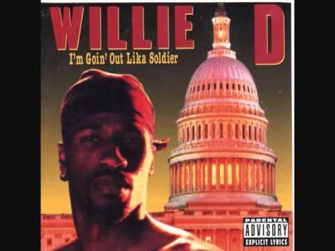 Willie D-Trenchcoats-N-Ganksta Hats(1992)
