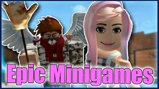 TY NEJLEPTM MINIHRY S MAFINEM!😊Roblox Epic Minigames w/Mafin