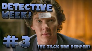 Sherlock Holmes vs Jack the Ripper #3 - Deductions