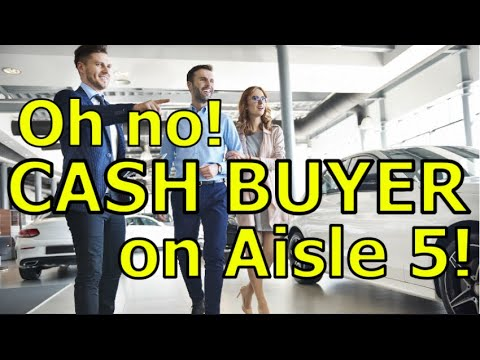 "DON'T SAY ""I'M PAYING CASH"" at Car Dealerships – Auto Expert Kevin Hunter"