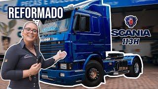 Scania 113H reforma completa