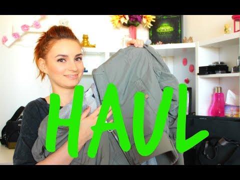 Try on Haul (Cropp, Tally Weijl, H&M, Wayfarer)